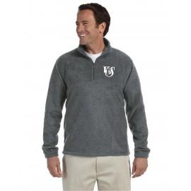 VVS Quarter Zip Fleece Pullover