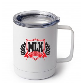 10 oz Stainless Steel Coffee Mug