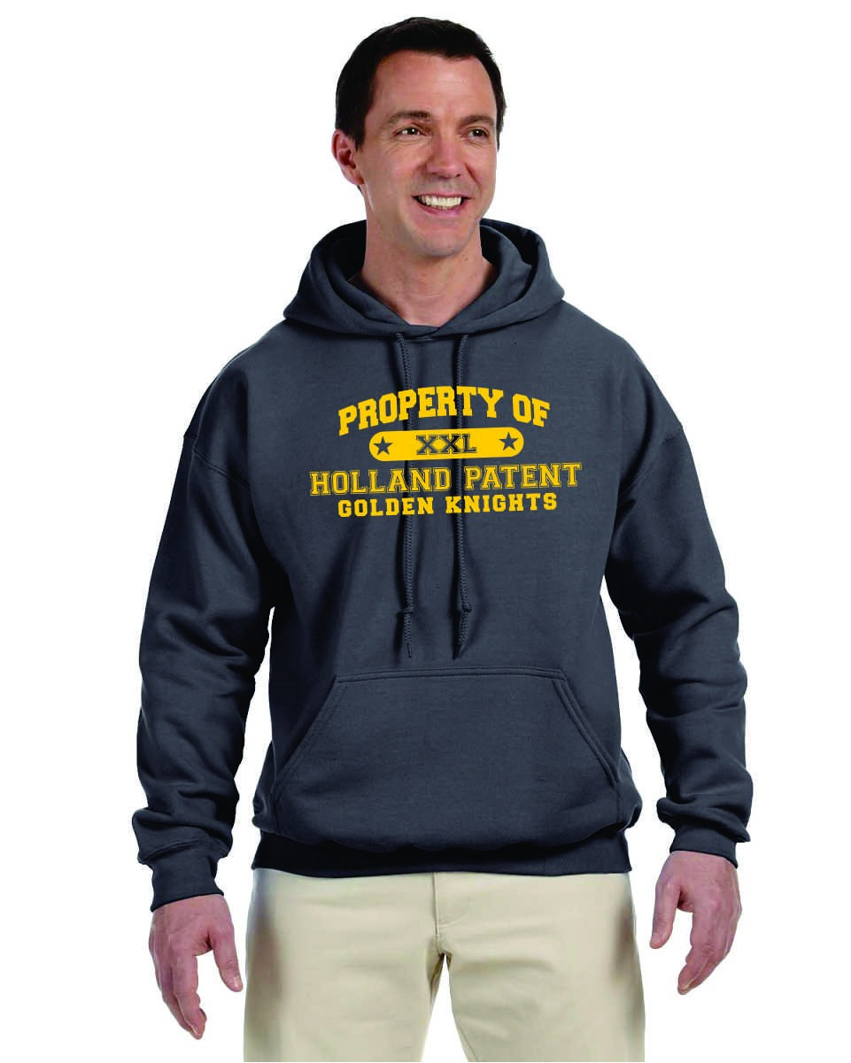 Property Of Holland Patent Youth Pullover Hoodie