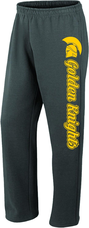 Holland Patent Golden Knights Gildan Dryblend Open Bottom Sweatpants