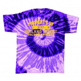 Property Of Holland Patent Tye Dye T-Shirt