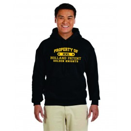 Property Of Holland Patent Bella + Canvas Pullover Hoodie