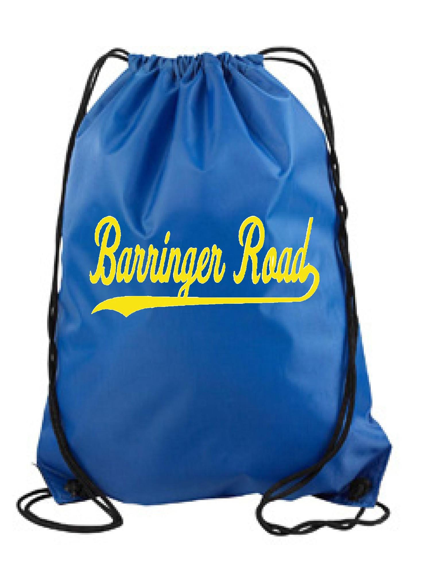 Barringer Road Drawstring Backpack