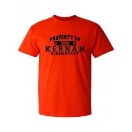 Property Of Kernan Elem. Tee