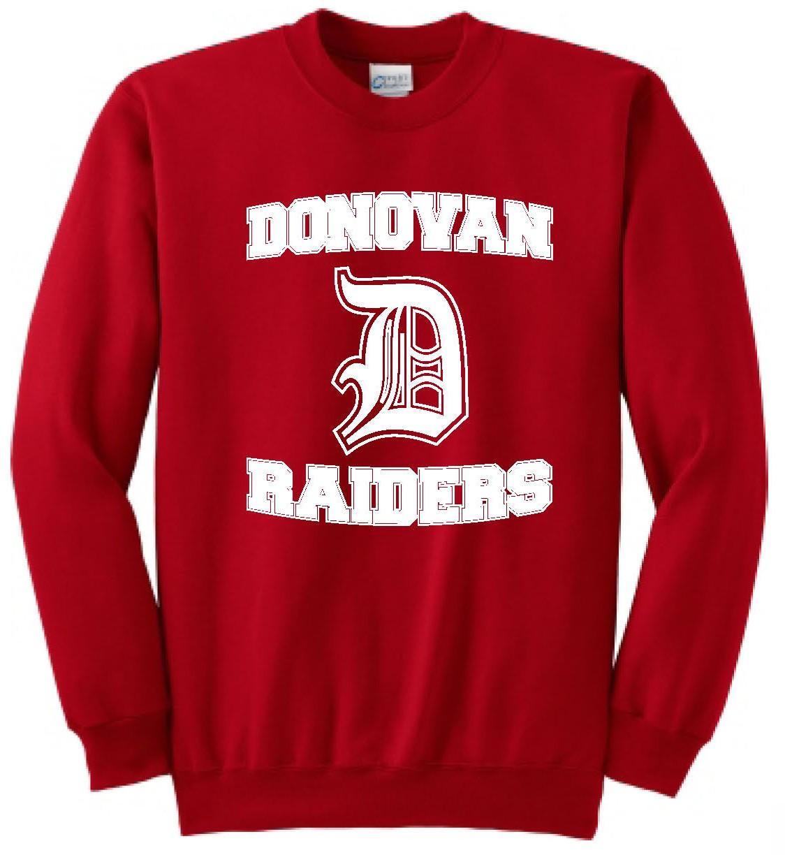 Donovan Gildan Heavy Blend Sweatshirt