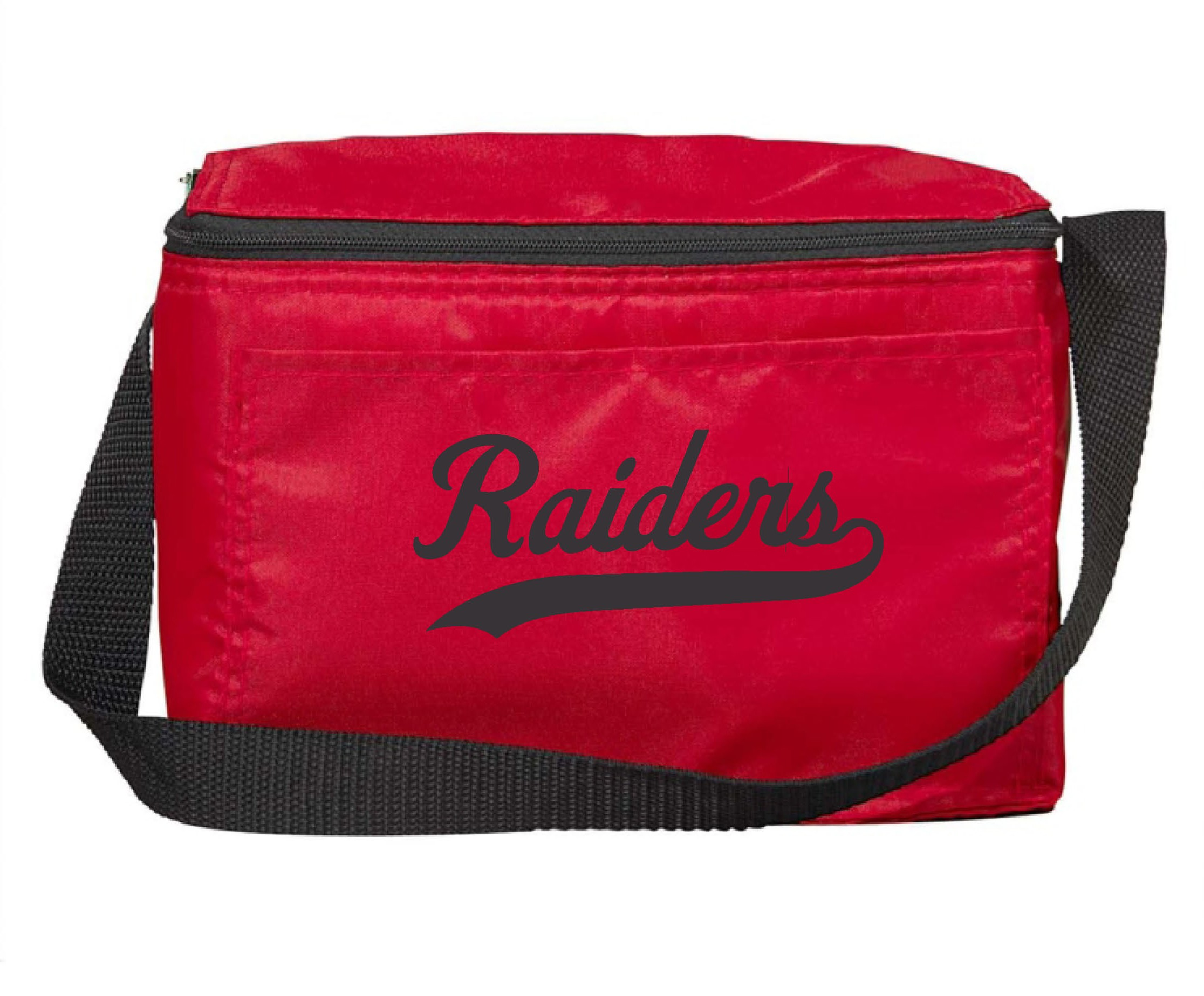 Raiders Ultraclub Insulated Lunch Cooler