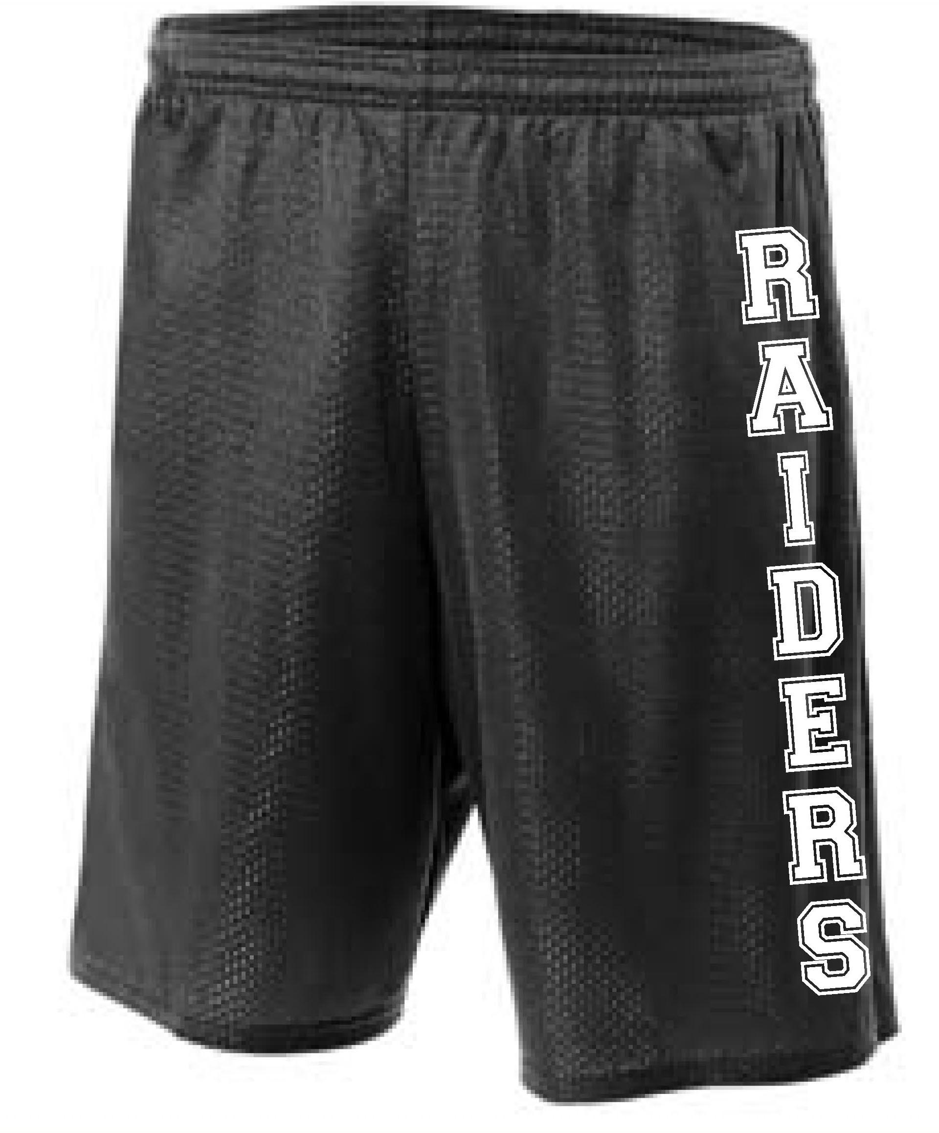 Raiders Mesh Shorts