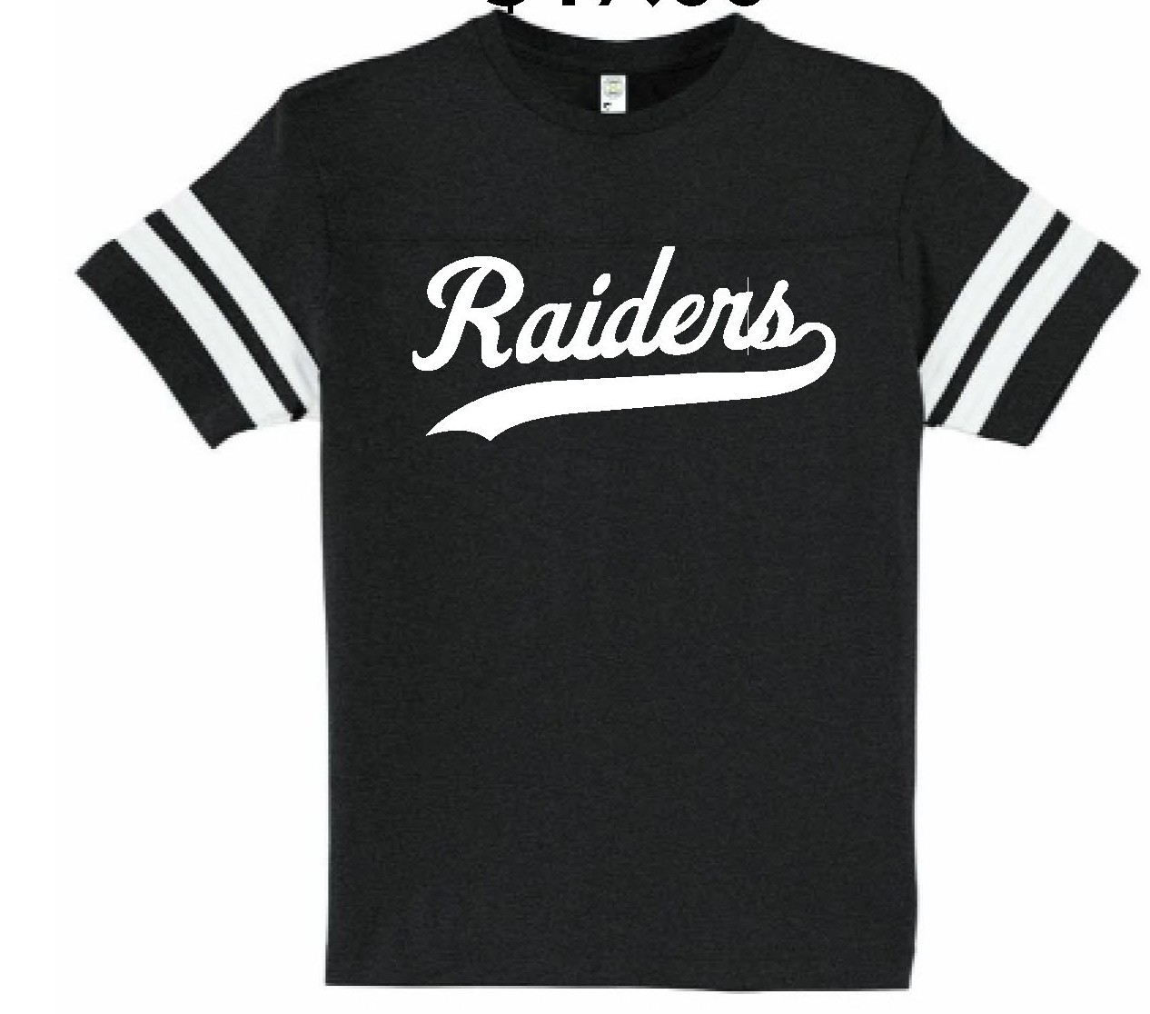 Raiders Two Stripe Jerseys