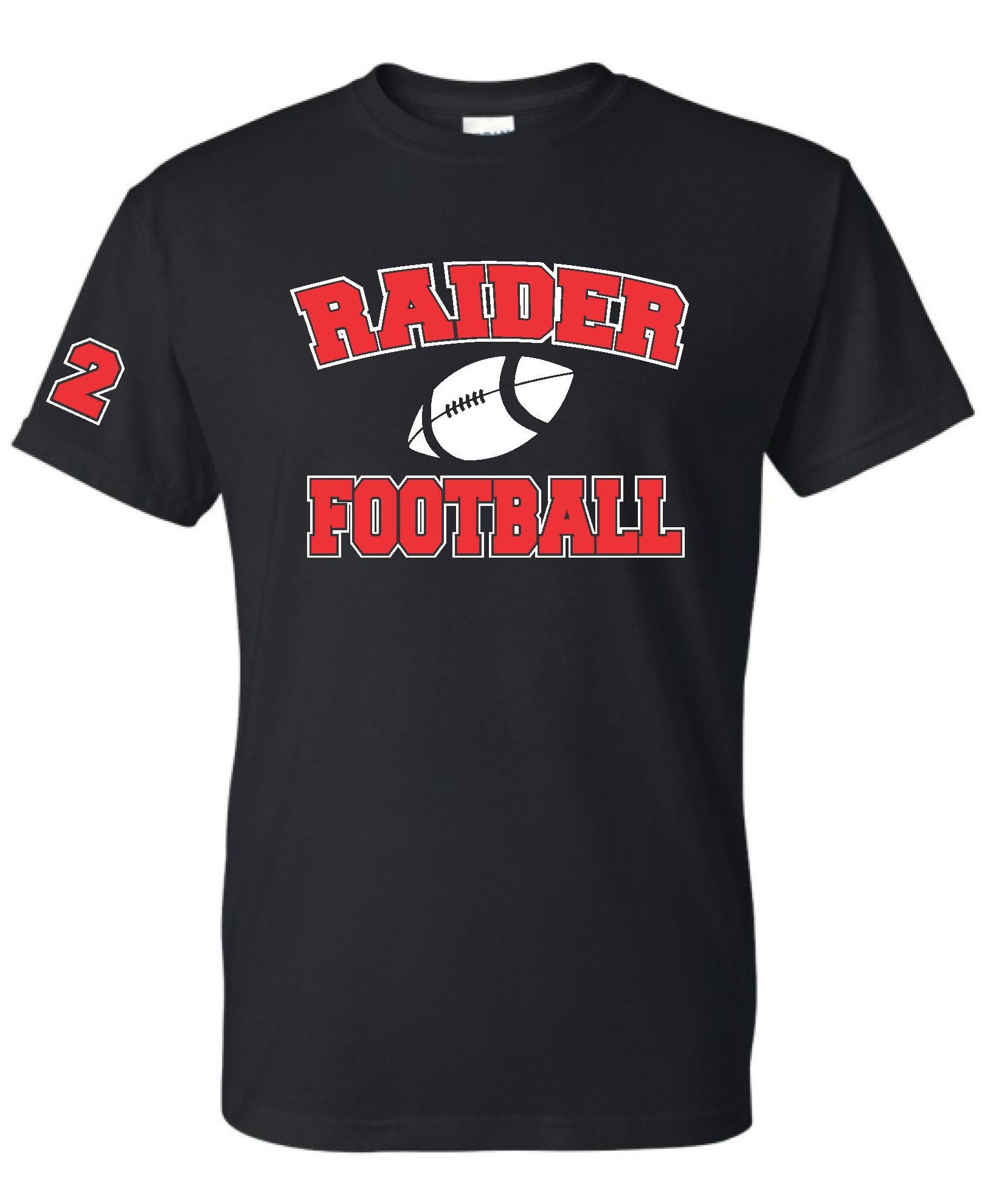 Donovan Football T-Shirt