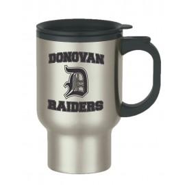 Donovan Stainless Steel Travel Mug