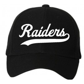 Raiders Embroidered Cap