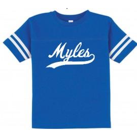 Myles Swoosh Two Stripe Jerseys