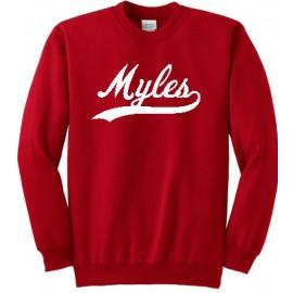Miles Swoosh Sweatshirt