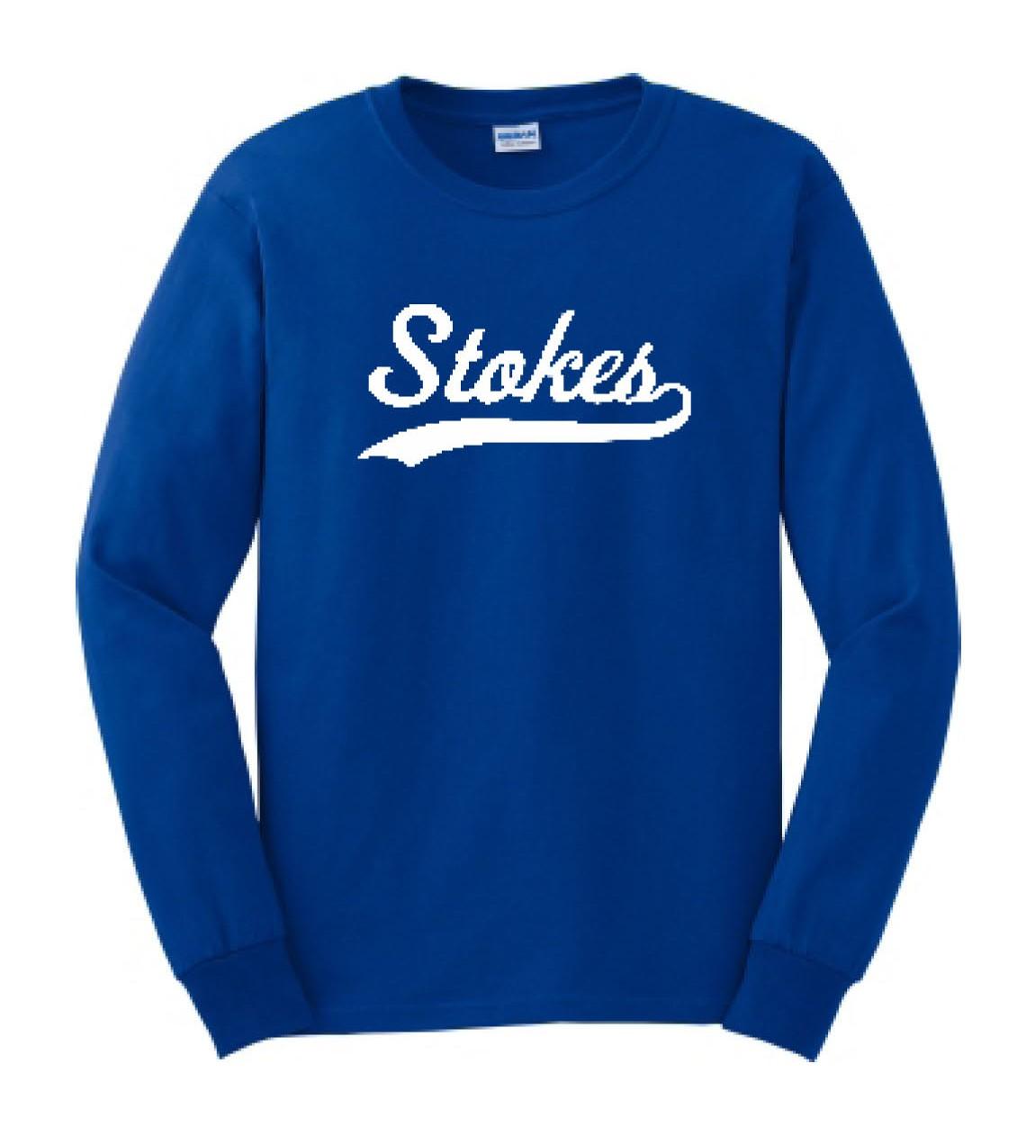 Stokes Swoosh Long Sleeve Tees