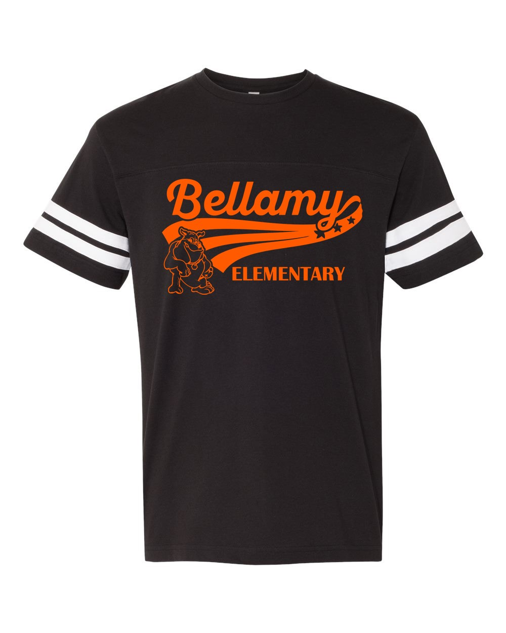 Bellamy Bulldog Two Stripe Jersey