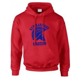 New Hartford Spartans Pullover Hoodie
