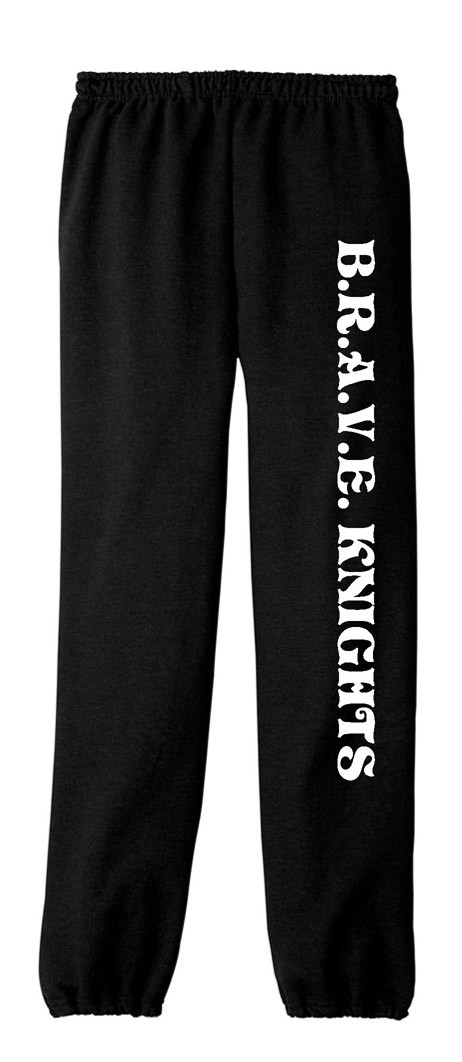 B.R.A.V.E. Knights Sweatpants