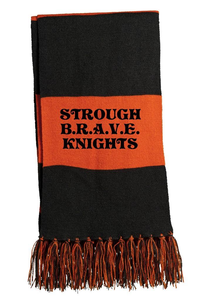 B.R.A.V.E. Knights Sport Tek Spectator Scarf