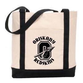 Redskins Arrow Canvas Tote Bag