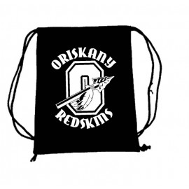 Redskins Arrow Drawstring Backpack