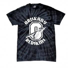Redskins Arrow Tye Dye Tee