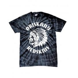 Redskins Tye Dye Tee
