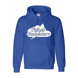 Fisher Elementary Storm Hoodie