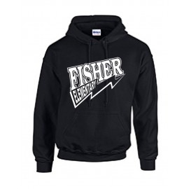 Fisher Elementary Lighting Hoodie