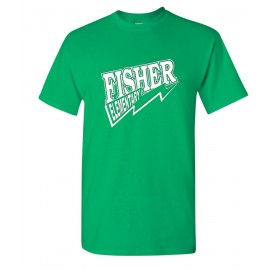 Fisher Elementary Lightning Tee