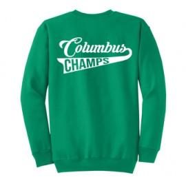 Columbus Swoosh Crewneck Sweatshirt