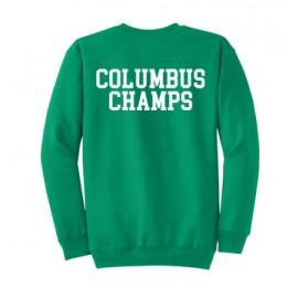 Columbus Champs Crewneck Sweatshirt