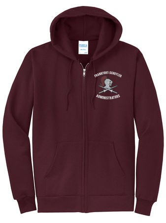 Port & Company Fleece Full-Zip Hoodie