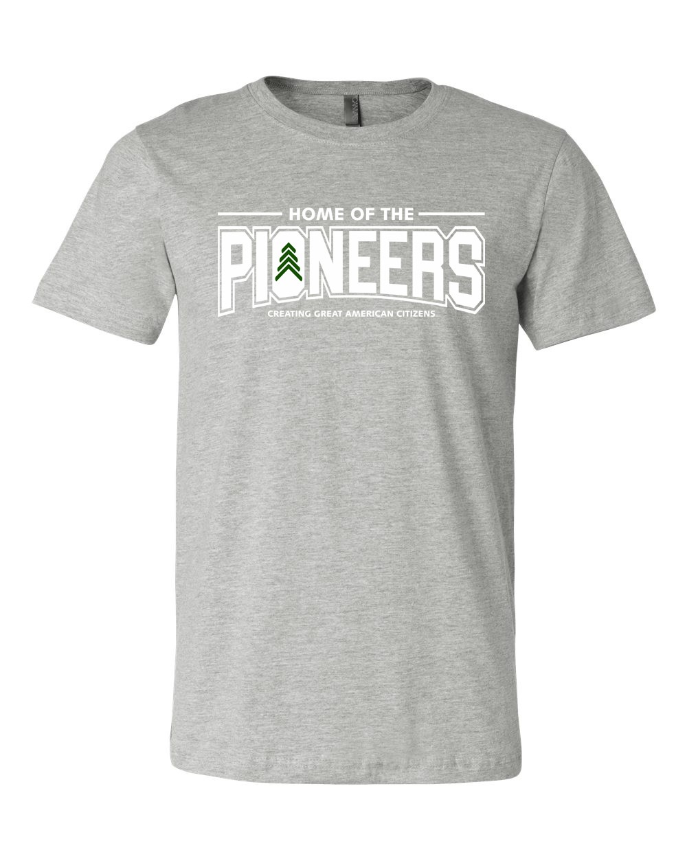 Pioneers Adult Soft Spun Cotton Tees