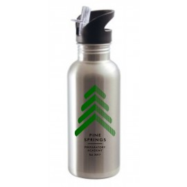 Pine Springs 14oz Stainless Steel Water Bottle