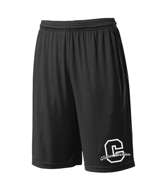 Clinton Physical Education Shorts Only -Girl's and Ladies'