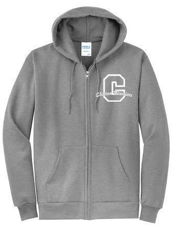 Port & Company Fleece Full-Zip Hoodie