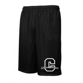 Sport Tek Posi-Charge Mesh Shorts