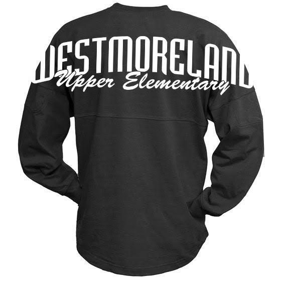 Pennant Billboard Crew Shirt - Upper Elem Logo