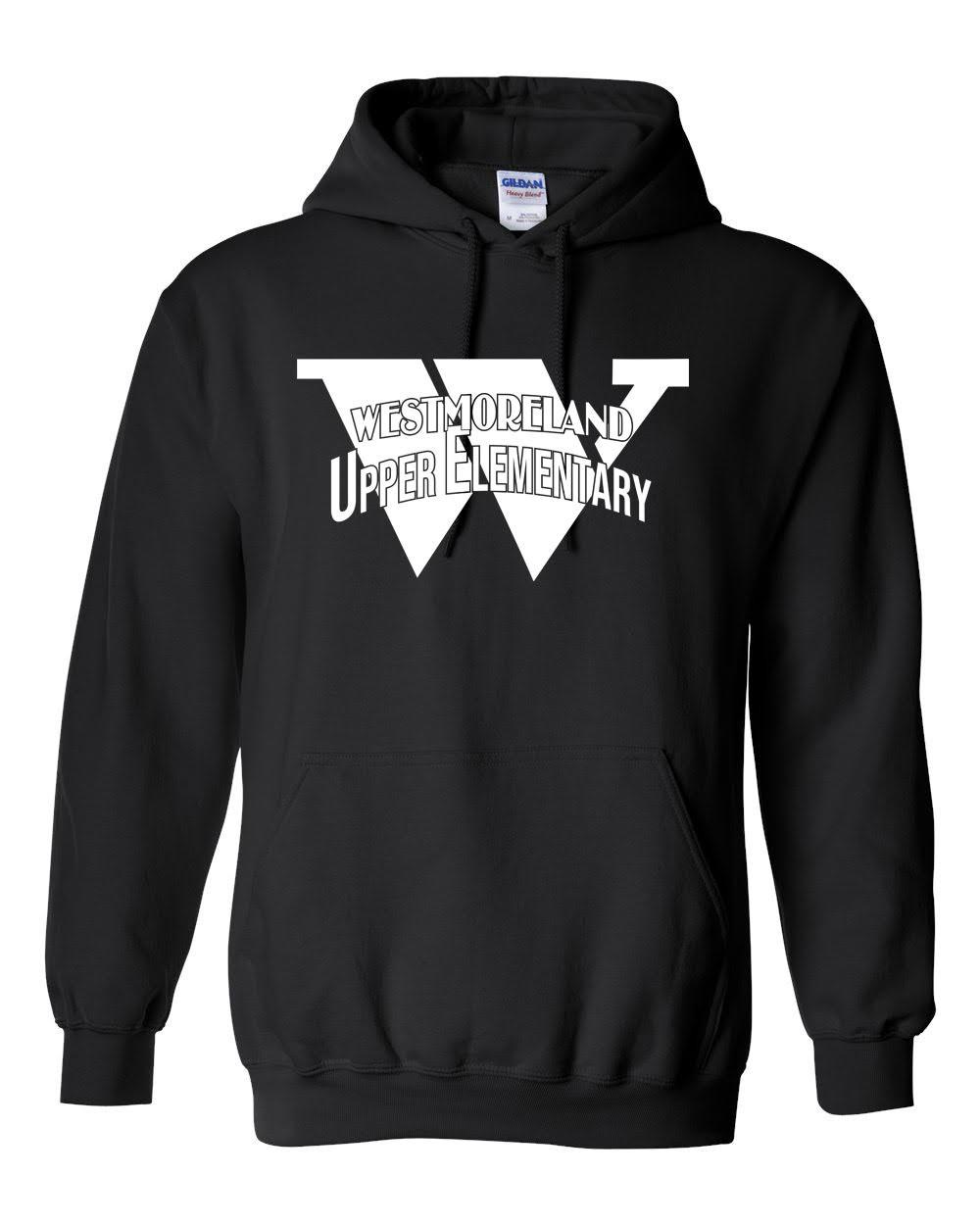 Gildan Upper Elem. Logo Pullover Hoodie