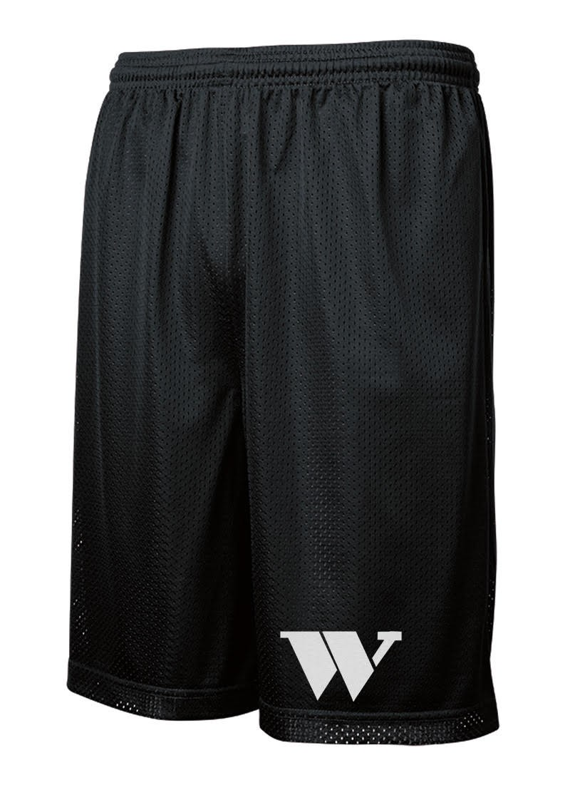Sport Tek Posi-Charge Mesh Shorts