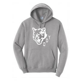 Port & Company® - Core Fleece Pullover Hooded Sweatshirt - Traditional Logo
