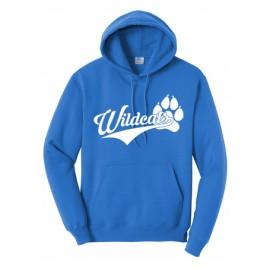 Port & Company® - Core Fleece Pullover Hooded Sweatshirt - Wildcats Logo