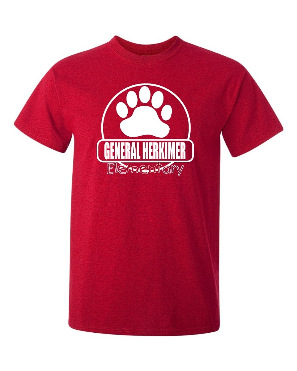 General Herkimer Paw T-Shirt
