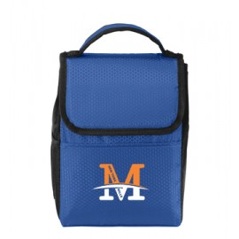 "Port Authority® Lunch Bag Cooler - ""M"" Logo"