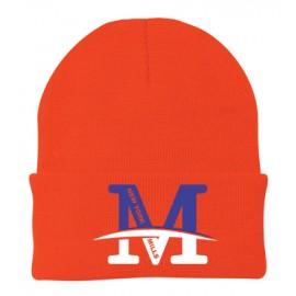 "Port & Company® - Knit Cap - ""M"" Logo"