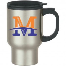 NY Mills Stainless Steel Travel Mugs