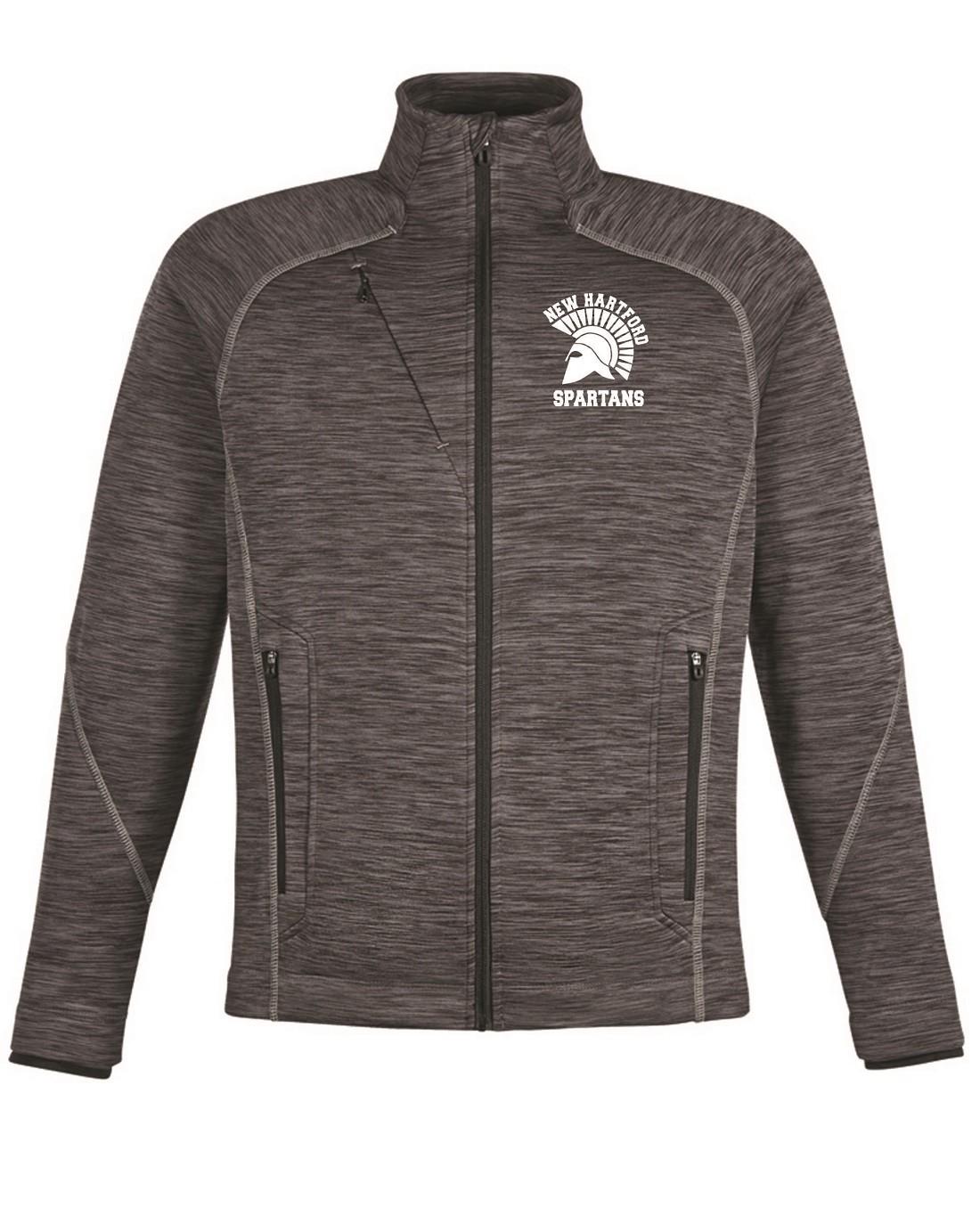 New Hartford Spartans North End Fleece Jacket