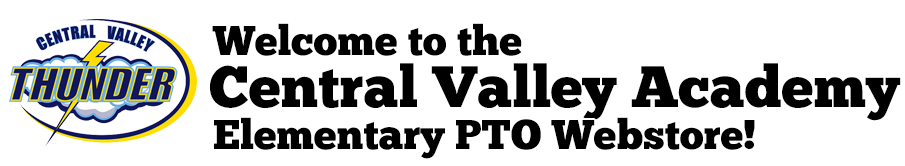 Central Valley Academy Elementary PTO Webstore