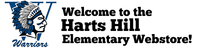 Harts Hill Elementary Webstore