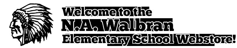 N.A. Walbran Elementary School Webstore